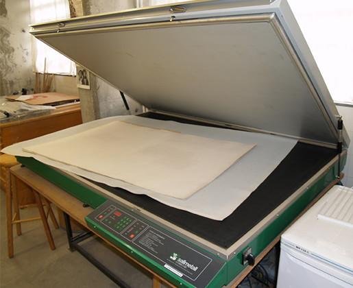 Vacuüm Press